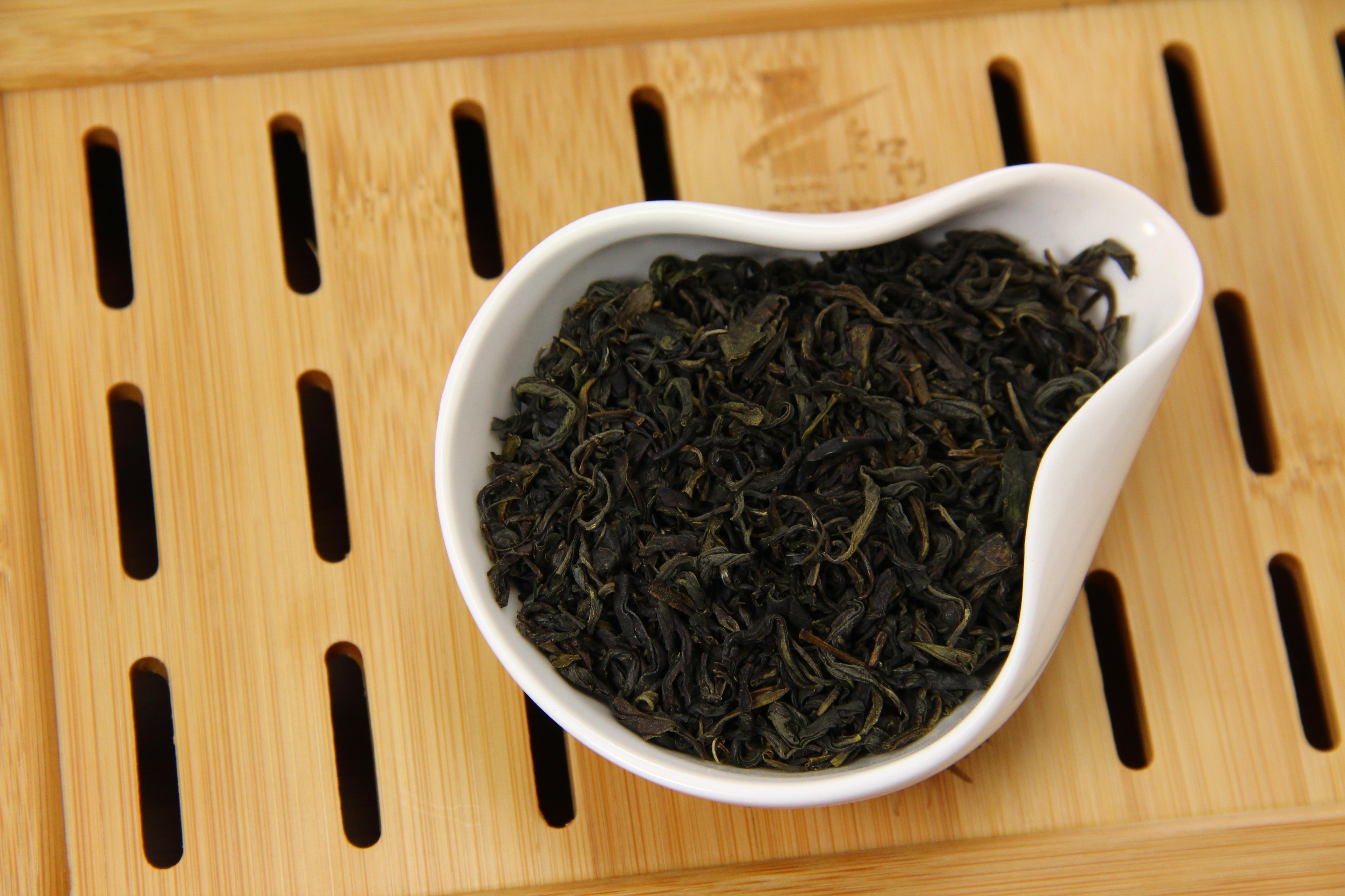 Чай с высокой горы - обзор и фото