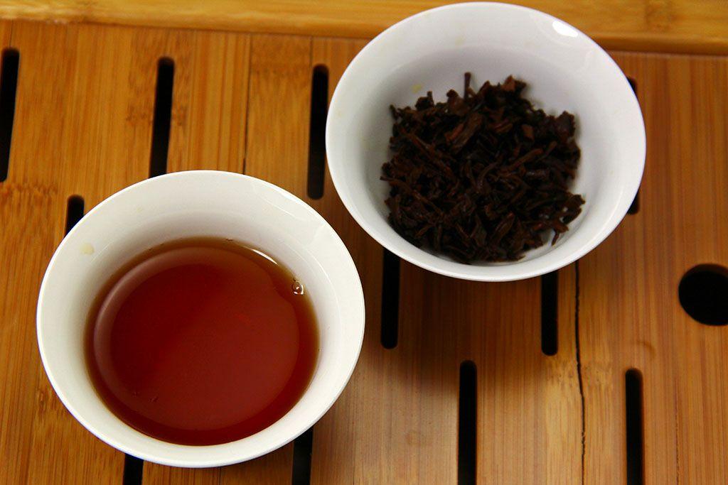 Красный чай Кимун - обзор и фото