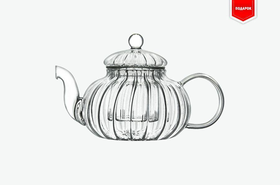 Чайник в подарок при заказе от 3000 руб и оплате онлайн!
