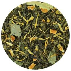 Чай зеленый Японская липа, ароматизированный в чайном магазине BestTea, фото