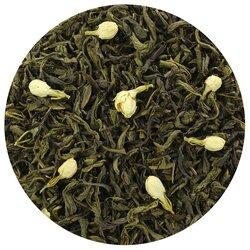 Чай жасминовый Моли Хуа Ча с бутонами жасмина в чайном магазине BestTea, фото