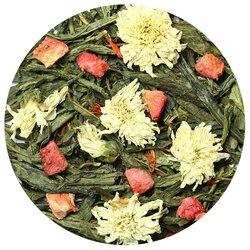 Чай зеленый Чай для фаворитки, ароматизированный в чайном магазине BestTea, фото