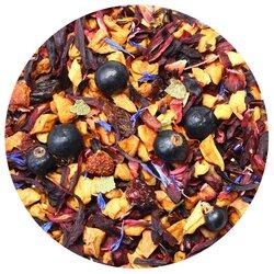 Чай фруктовый Бабушкин Сад, ароматизированный в чайном магазине BestTea, фото