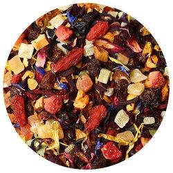 Чай фруктовый Фруктовая мечта, ароматизированный в чайном магазине BestTea, фото