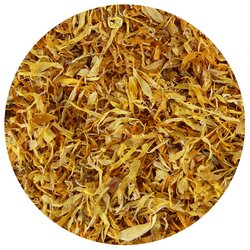 Календула, лепестки в чайном магазине BestTea, фото