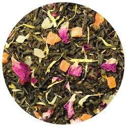 Чай зеленый Королевский манго, ароматизированный в чайном магазине BestTea, фото