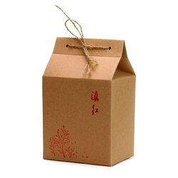 Коробка подарочная сборная  11*10*8 см в чайном магазине BestTea, фото