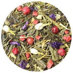 Чай зеленый Для Мамы, ароматизированный в чайном магазине BestTea, фото