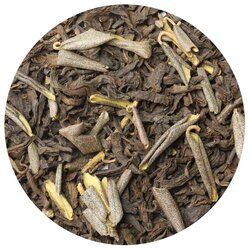 Чай пуэр Шу Саган - Дайля в чайном магазине BestTea, фото
