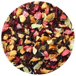 Чай фруктовый Вишневый пунш, ароматизированный в чайном магазине BestTea, фото