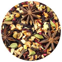 Чай фруктовый Глинтвейн, ароматизированный в чайном магазине BestTea, фото