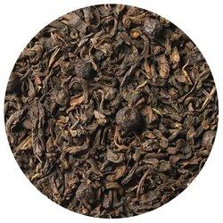 Чай пуэр Черничный Шу в чайном магазине BestTea, фото