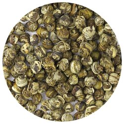 Чай жасминовый Хуа Лун Чжу, кат. В в чайном магазине BestTea, фото