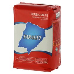 Йерба Мате Taragui Tradicional 250 г, Вес г: 250 в чайном магазине BestTea, фото