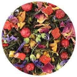Чай зеленый Феерия Вкуса, ароматизированный в чайном магазине BestTea, фото