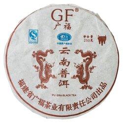 Чай пуэр Дракон, Шу Блин 250 г в чайном магазине BestTea, фото