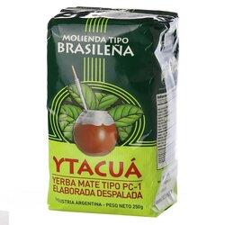 Йерба мате Ytacua Molienda Brasilena 250 г, Вес г: 250 в чайном магазине BestTea, фото