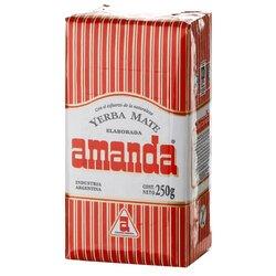 Йерба мате Amanda Tradicional pressed 250 г, Вес г: 250 в чайном магазине BestTea, фото