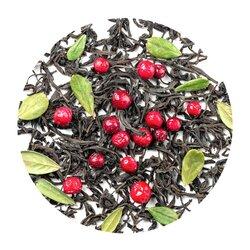 Чай черный Брусничный (Цейлон) в чайном магазине BestTea, фото