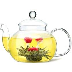 Чай связанный Цветы Восточного Рассвета с ароматом кокосового молока в инд. упак. в чайном магазине BestTea, фото