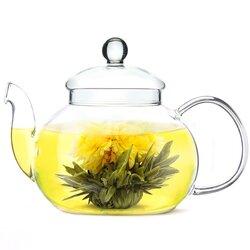 Чай связанный Восход Солнца со вкусом апельсина в чайном магазине BestTea, фото