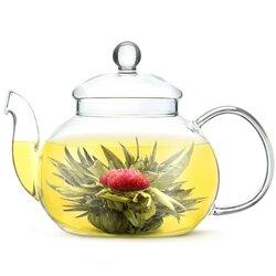 Чай связанный со вкусом земляники в чайном магазине BestTea, фото