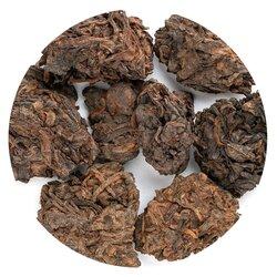 Чай пуэр БаДу Яо Сян Ча Тоу, Шу, упак. 50 г в чайном магазине BestTea, фото