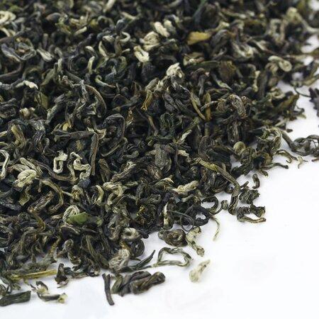 Чай зеленый Би Ло Чунь (Изумрудные спирали весны) в чайном магазине BestTea, фото , изображение 2