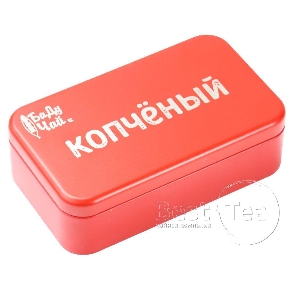 Чай красный Копченый, БаДу Чай , упак. 100 г - купить по цене 1499 руб в магазине чая BestTea