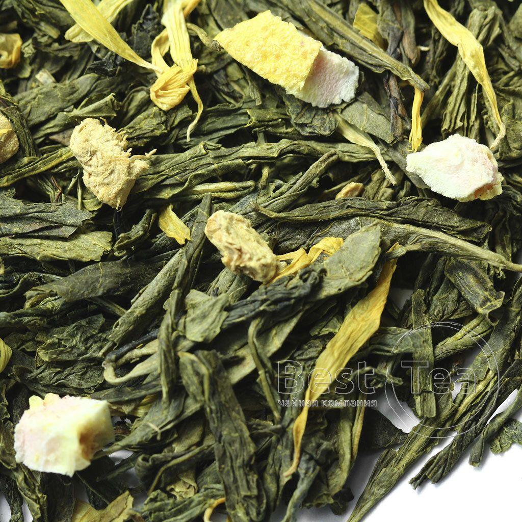 зеленый чай с имбирем фикс прайс
