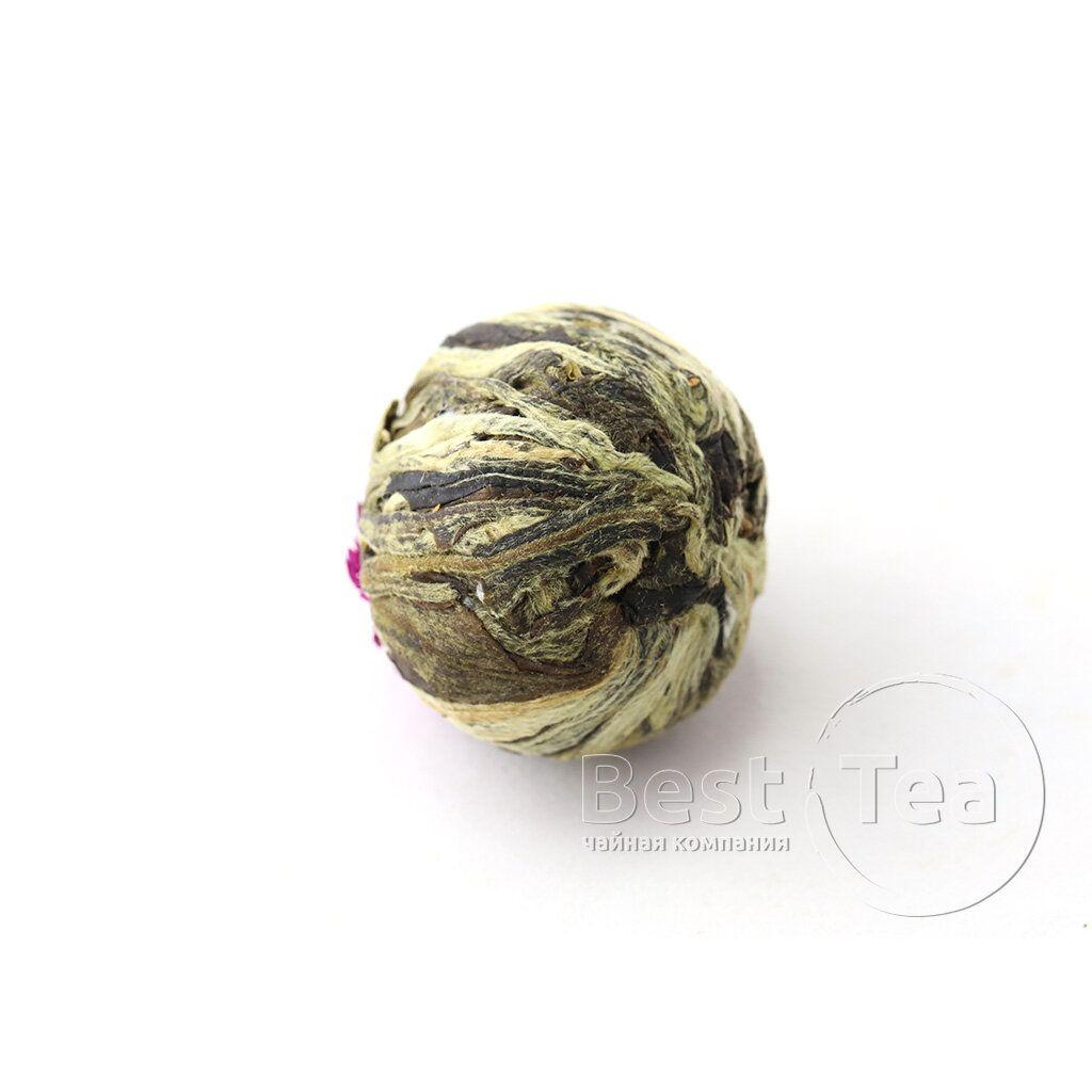 чай со вкусом земляники